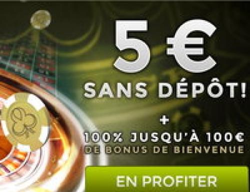 casino en ligne depot 5 euro