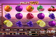 Fruit Zen: Machine a sous gratuit Betsoft