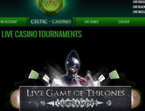 Tournoi de roulette casino