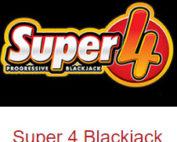 Super 4 Blackjack progressif au Forge Casino resort