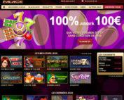 Tropezia Palace casino en ligne fiable